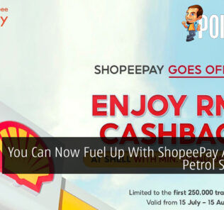 You Can Now Fuel Up With ShopeePay At Shell Petrol Stations 23