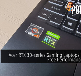 Acer RTX 30-series Gaming Laptops Getting Free Performance Boost