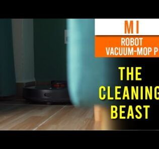 Mi Robot Vacuum Mop P - The Cleaning Beast 27