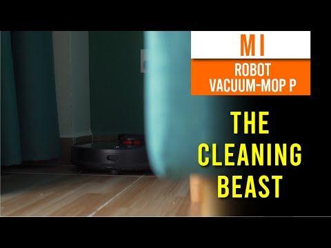 Mi Robot Vacuum Mop P - The Cleaning Beast 16