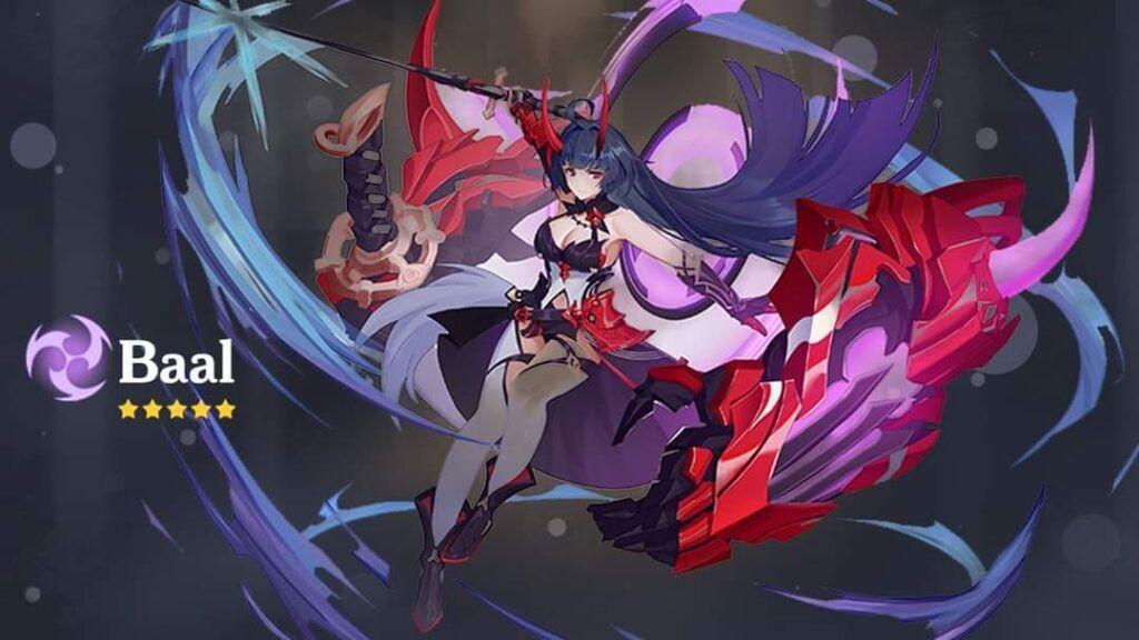 Official Genshin Impact Discord Accidentally Leaked Raiden Shogun Kit