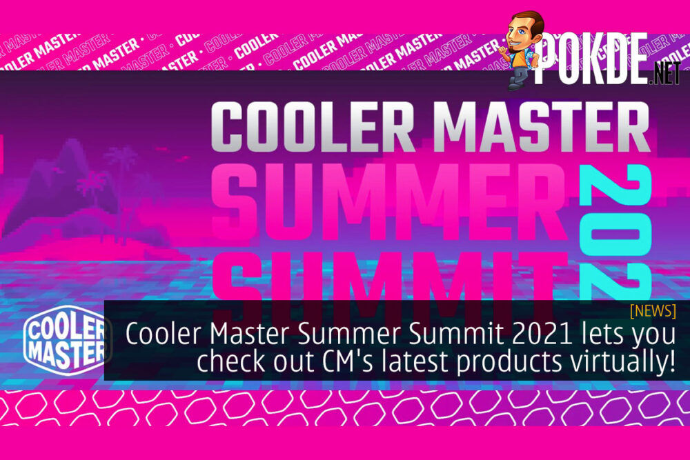 cooler master summer summit 2021 cover