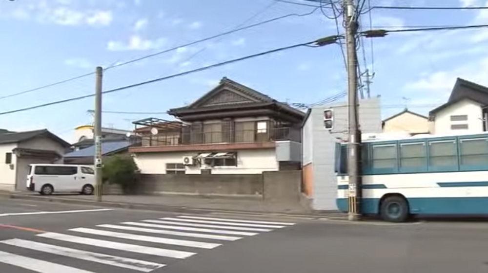 Japanese son kills parents