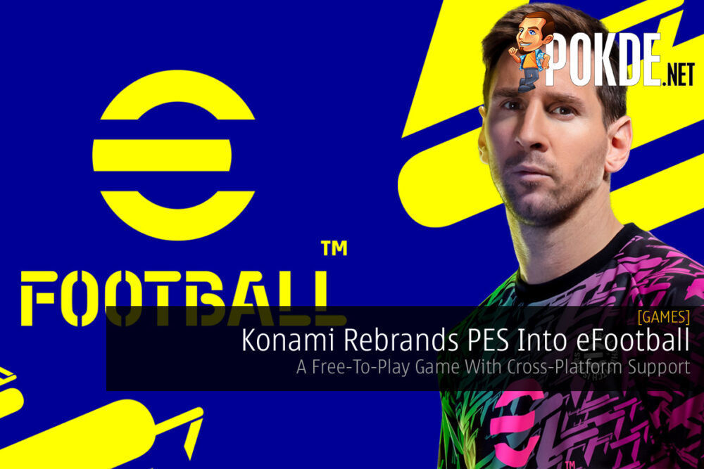 eFootball cover