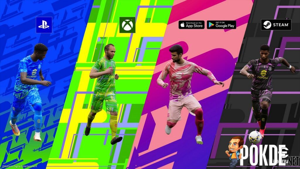Konami Rebrands PES Into eFootball, A Free-To-Play Game With Cross-Platform Support 22