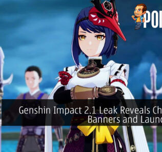 Genshin Impact 2.1 Leak Reveals Character Banners and Launch Date