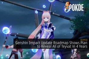 Genshin Impact Update Roadmap Shows Plan to Reveal All of Teyvat in 4 Years