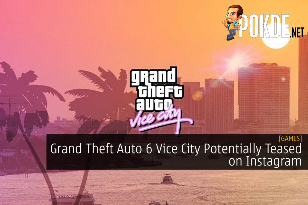 Grand Theft Auto 6 Vice City Potentially Teased on Instagram