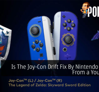 Is The Joy-Con Drift Fix By Nintendo Copied From a YouTuber?