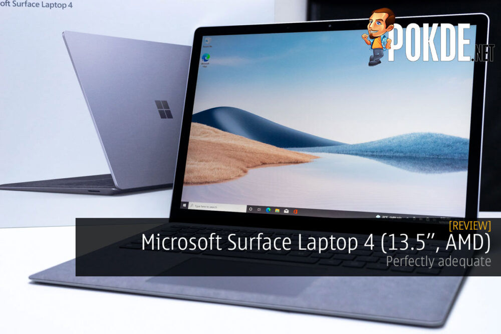 microsoft surface laptop 4 review cover