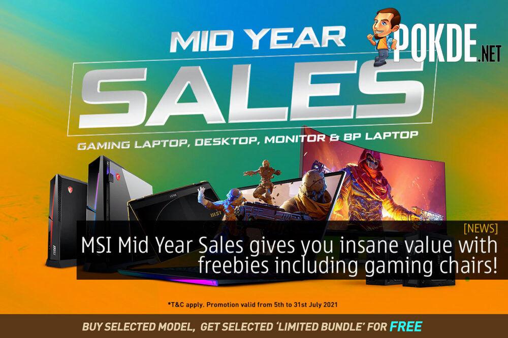 msi mid year sales freebies cover