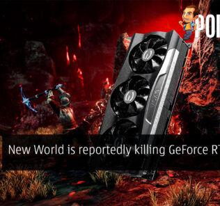new world geforce rtx 3090 killer cover