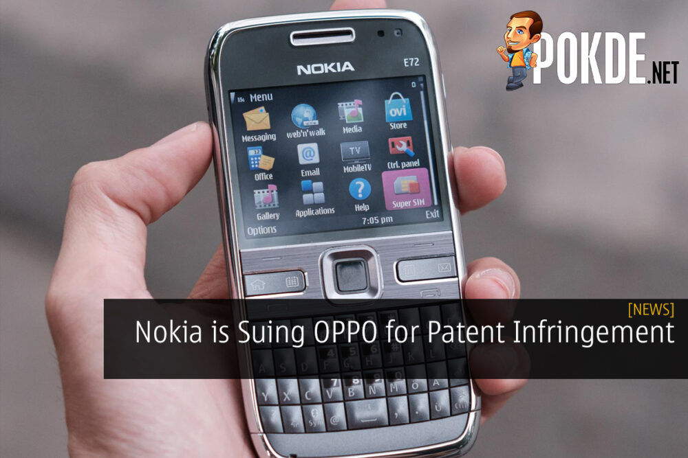 Nokia is Suing OPPO for Patent Infringement