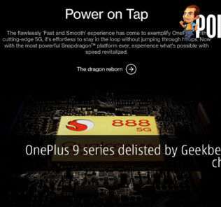 oneplus 9 pro geekbench cheating cover