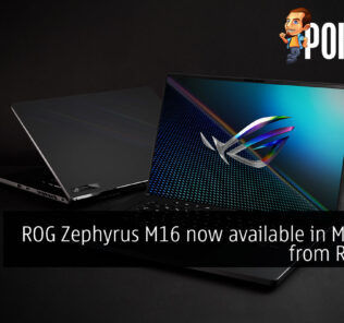 rog zephyrus m16 malaysia cover