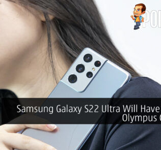 Samsung Galaxy S22 Ultra Will Have 200MP Olympus Camera