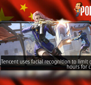 Tencent uses facial recognition to limit gaming hours for children 23