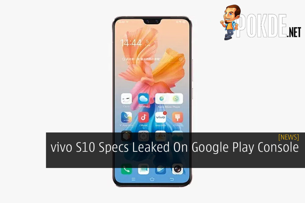 vivo S10 Specs Leak cover