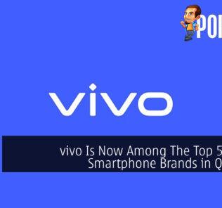 vivo Top 5 Global Smartphone Brand cover