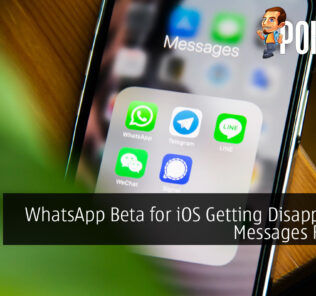 WhatsApp Beta for iOS Getting Disappearing Messages Feature