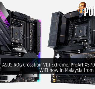 ASUS ROG Crosshair VIII Extreme, ProArt x570-creator wifi malaysia cover