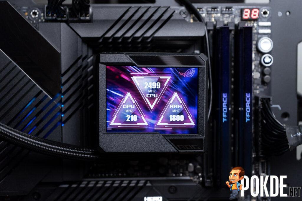 ASUS ROG Ryujin II 360 Review-19