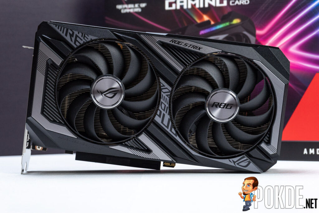 ASUS ROG Strix Radeon RX 6600 XT Review-5