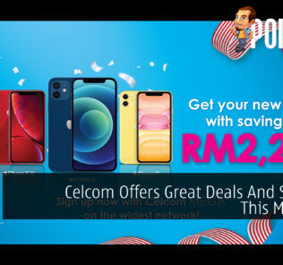 Celcom Merdeka Promo cover