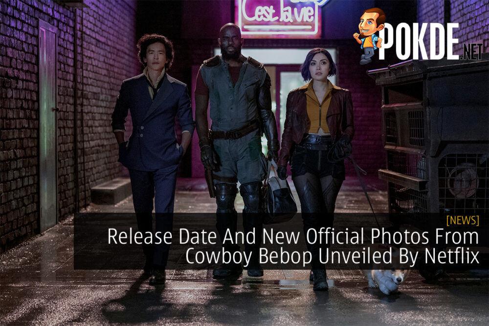 Cowboy Bebop Netflix cover