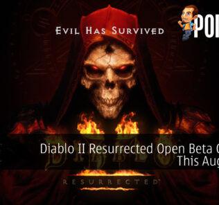 Diablo II Resurrected Open Beta cover