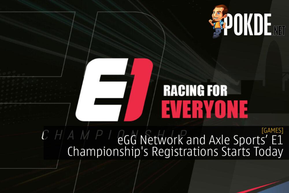E1 Championship cover
