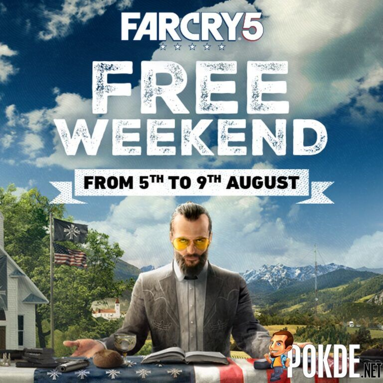 Far Cry 5 Will Be Free To Play Starting This Weekend 20