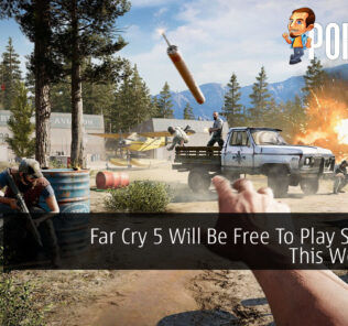Far Cry 5 Free Weekend cover