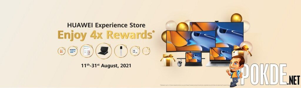 Get Discounts Of Up To RM400 During The HUAWEI Merdeka Day Campaign 23