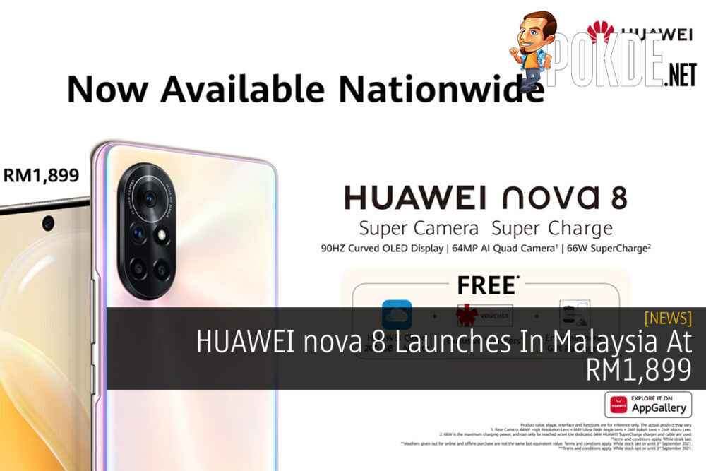 HUAWEI nova 8 Launches In Malaysia At RM1,899 21