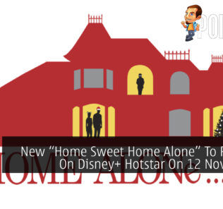 Home Sweet Home Alone cover