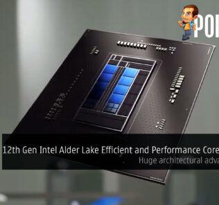 12th Gen Intel Alder Lake Efficient and Performance Cores Detailed — huge architectural advancements! 20