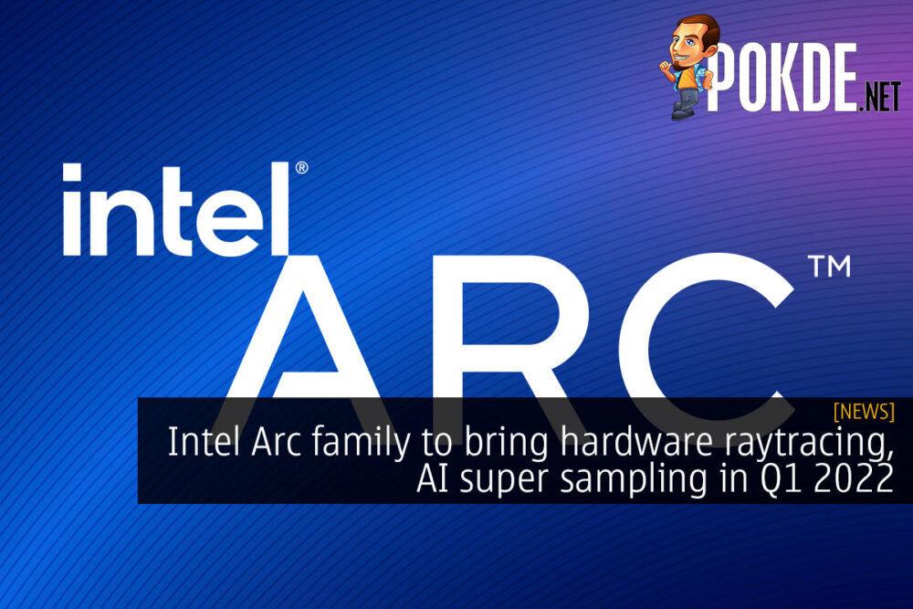 Intel Arc q1 2022 cover
