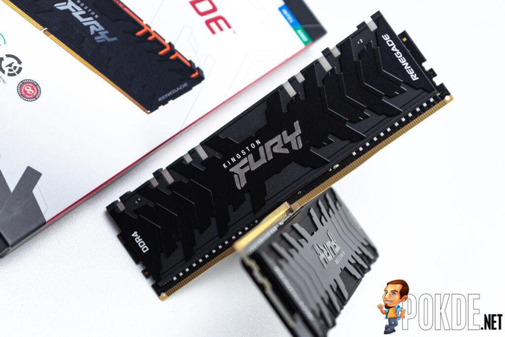 Kingston FURY Renegade DDR4-4600 Review-4