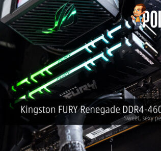 Kingston FURY Renegade DDR4 RGB Review cover