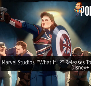 Marvel Studios' What If...? premiering today cover