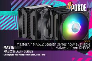 MasterAir MA612 Stealth Malaysia cover