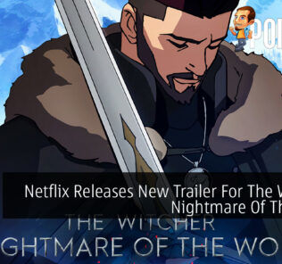 Netflix Releases New Trailer For The Witcher Nightmare Of The Wolf 23