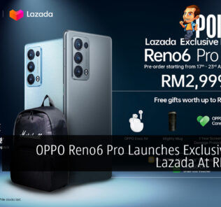 OPPO Reno6 Pro Launches Exclusively On Lazada At RM2,999 21