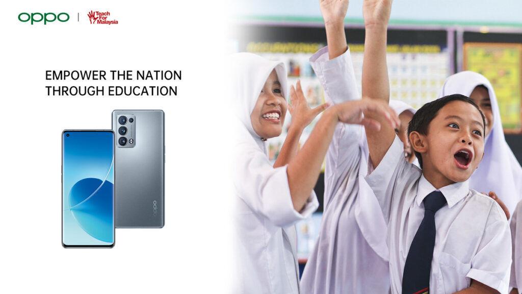 OPPO Teach For Malaysia