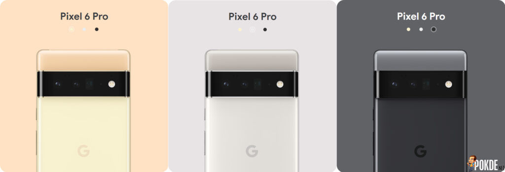 Google Unveils The Pixel 6 Series And The New Custom Google Tensor Chip 24