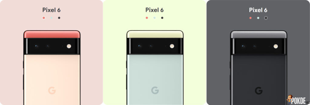 Google Unveils The Pixel 6 Series And The New Custom Google Tensor Chip 23