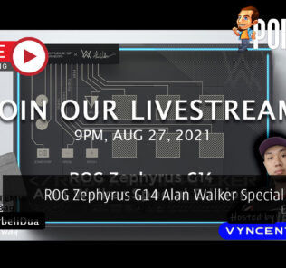 PokdeLIVE 117 — ROG Zephyrus G14 Alan Walker Special Edition! 21
