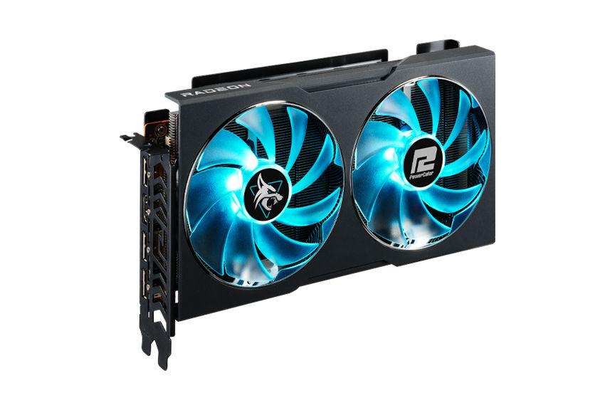 PowerColor Hellhound Radeon RX 6600 XT
