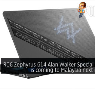 ROG Zephyrus G14 Alan Walker Special Edition Malaysia cover